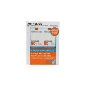 ANTHELIOS XL DUPLO FPS 50+ CREMA HIDRATANTE SIN PERFUME 50ML