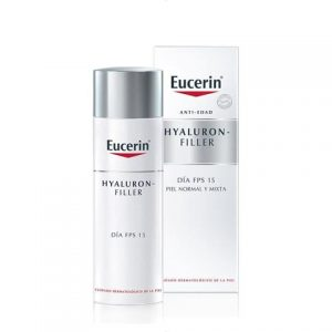 EUCERIN HYALURON-FILLER NORMAL-MIXTA CREMA DIA FPS-15+UVA