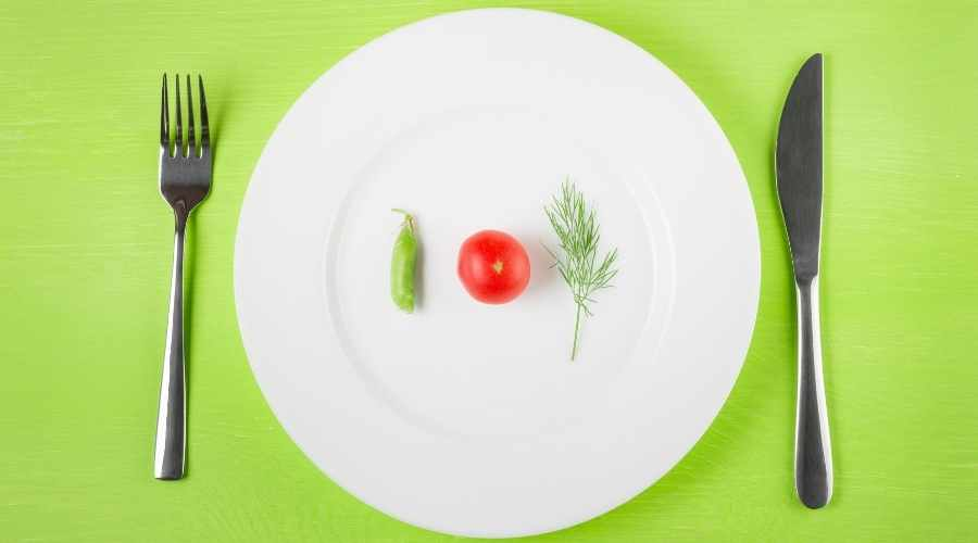 Efectos de las dietas restrictivas