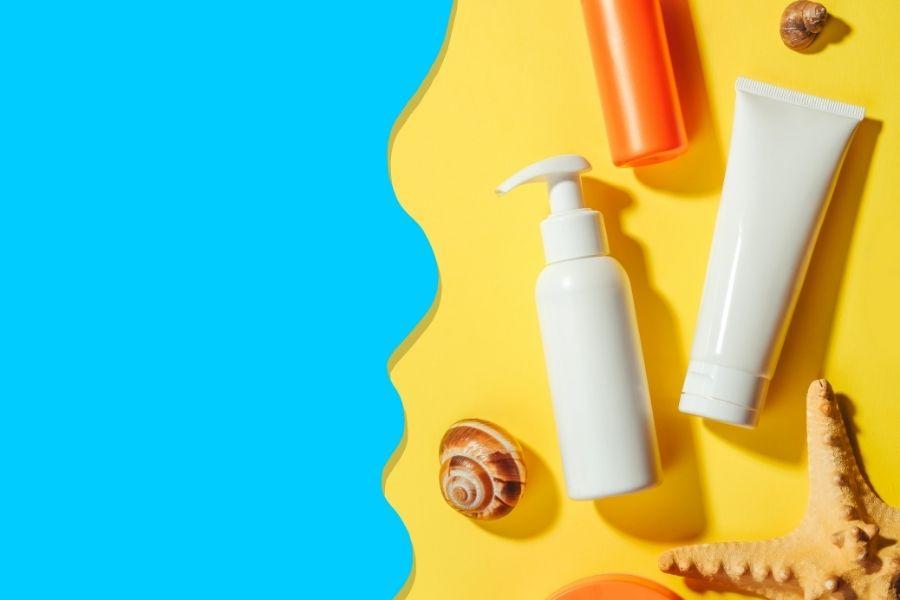 Cuidado de la piel después del verano